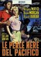 Cover Dvd Le perle nere del Pacifico