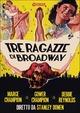 Cover Dvd DVD Tre ragazze di Broadway