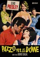 Cover Dvd Pazzo per le donne