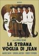 Cover Dvd La strana voglia di Jean