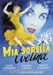 Mia sorella Evelina (DVD) di Richard Quine - DVD