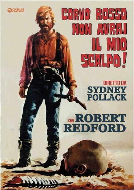 Corvo Rosso non avrai il mio scalpo! (DVD) di Sydney Pollack - DVD