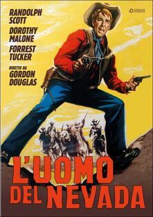 L' uomo del Nevada di Gordon Douglas - DVD