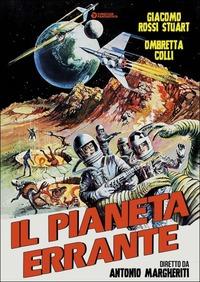 Locandina Il pianeta errante - Missione pianeta errante