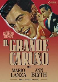 Cover Dvd The Great Caruso (DVD)