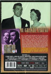 Il grande Caruso (Rimasterizzato in HD) di Richard Thorpe - DVD - 2