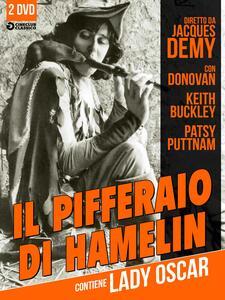 Il pifferaio di Hamelin / Lady Oscar (2 DVD) di Jacques Demy