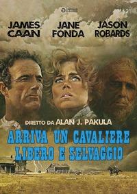 Cover Dvd Arriva un cavaliere libero e selvaggio (DVD) (DVD)