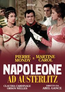 Napoleone ad Austerlitz (DVD) di Abel Gance - DVD