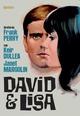 Cover Dvd DVD David e Lisa