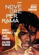 Cover Dvd DVD Nove ore per Rama