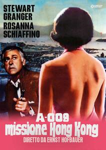 009 Missione Hong Kong (DVD) di Ernst Hofbauer - DVD