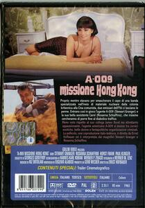 009 Missione Hong Kong (DVD) di Ernst Hofbauer - DVD - 2