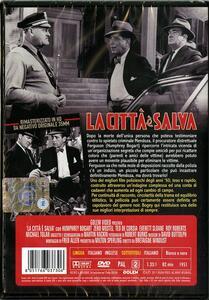 La città è salva. Rimasterizzato in HD (DVD) di Bretaigne Windust - DVD - 2