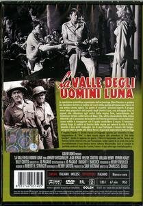 La Valle degli uomini della Luna (DVD) di Charles S. Gould - DVD - 2