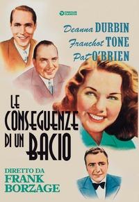 Cover Dvd conseguenze di un bacio (DVD) (DVD)