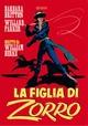 Cover Dvd La figlia di Zorro