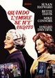 Cover Dvd DVD Quando l'amore se n'è andato