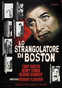 Lo strangolatore di Boston (DVD) di Richard Fleische - DVD