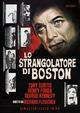 Cover Dvd DVD Lo strangolatore di Boston