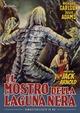 Cover Dvd DVD Il mostro della laguna nera