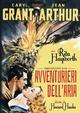 Cover Dvd DVD Avventurieri dell'aria