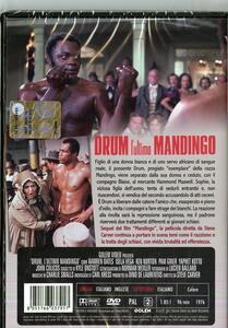 Drum, l'ultimo Mandingo (DVD) di Steve Carver - DVD - 2