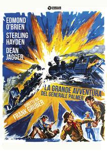 La grande avventura del generale Palmer (DVD) di Byron Haskin - DVD