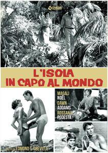 L' isola in capo al mondo (DVD) di Edmond T. Gréville - DVD