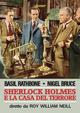 Cover Dvd DVD Sherlock Holmes e la casa del terrore