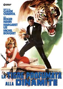 La tigre profumata alla dinamite (DVD) di Claude Chabrol - DVD