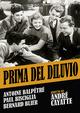 Cover Dvd Prima del diluvio