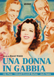 Cover Dvd DVD Una donna in gabbia