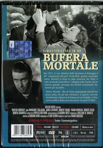 Bufera mortale. Rimasterizzato in HD (DVD) di Frank Borzage - DVD - 2
