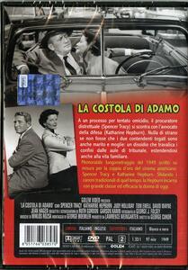 La costola di Adamo (DVD) di George Cukor - DVD - 2