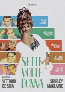 Sette volte donna (DVD) di Vittorio De Sica - DVD
