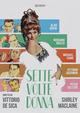 Cover Dvd Sette volte donna
