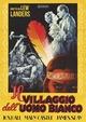 Cover Dvd Il villaggio dell'uomo bianco