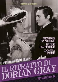 Cover Dvd Il ritratto di Dorian Gray. Restaurato in 4K (DVD)