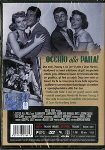 Occhio alla palla (DVD) di Norman Taurog - DVD - 2