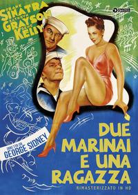 Cover Dvd Due marinai e una ragazza. Rimasterizzato in HD (DVD)