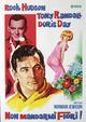 Cover Dvd DVD Non mandarmi fiori