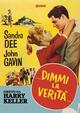 Cover Dvd DVD Dimmi la verità