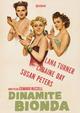 Cover Dvd Dinamite bionda