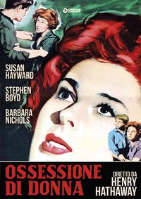 Cover Dvd Ossessione di donna (DVD)