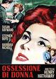Cover Dvd Ossessione di donna