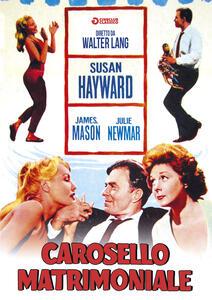 Carosello matrimoniale (DVD) di Walter Lang - DVD