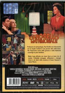 Carosello matrimoniale (DVD) di Walter Lang - DVD - 2
