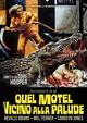 Cover Dvd DVD Quel motel vicino alla palude