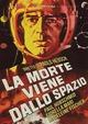 Cover Dvd DVD La morte viene dallo spazio